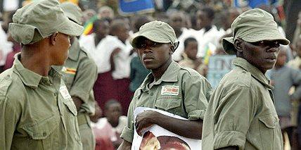 Zanu PF 'Green Bombers' cross floor to NPF