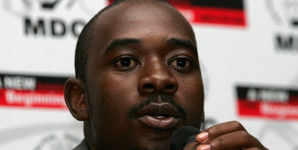 Britain feels heat over Chamisa