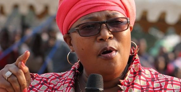 Go hang, Khupe told as Sten Zvorwadza feels betrayed
