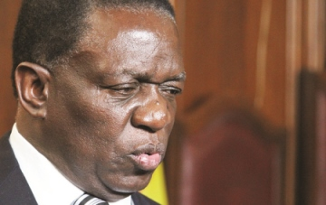 Mnangagwa's saviour on hit list in SA, Zim