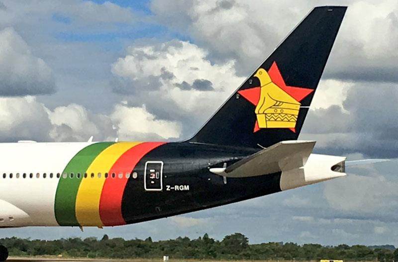 Zim Airways: The national 'air crime'