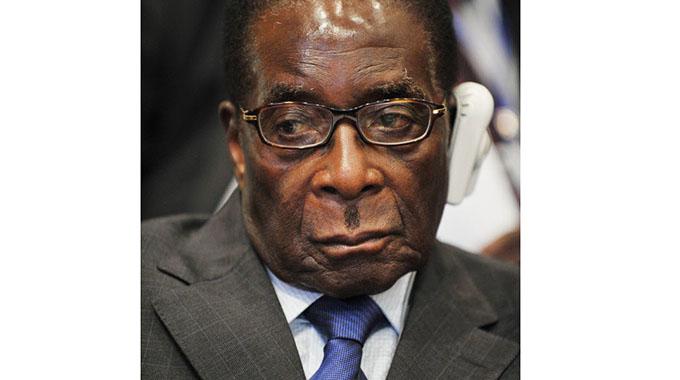 Mugabe sued again