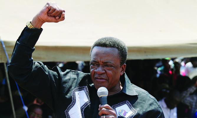 Breaking: Mnangagwa fires Webster Shamu