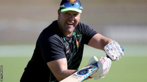 Heath Streak: Ex-Zimbabwe captain & coach to assist Scotland in tri-series