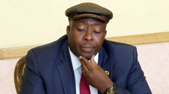 No reprieve for Kasukuwere