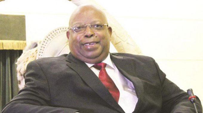 Zim ready for polls: Mudenda