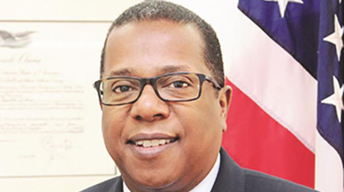 US names new Zim envoy