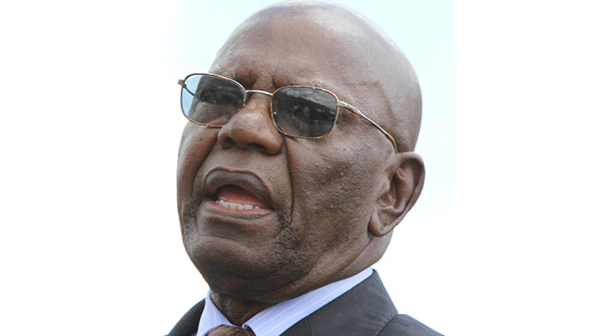 Mutasa seeks to rejoin Zanu-PF . . . party processing applications