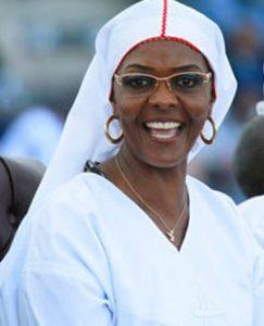 Grace Mugabe 'will never be my deputy', says MDC leader Chamisa