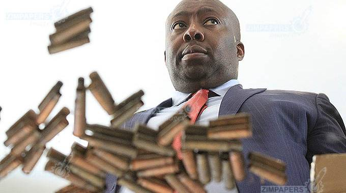 'Kasukuwere has case to answer'