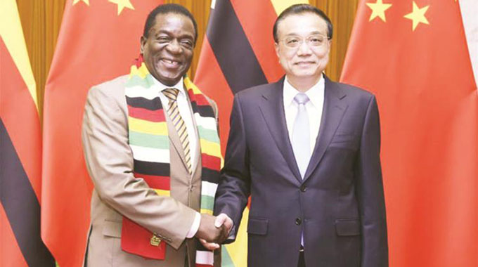 EDITORIAL COMMENT: Chinese delegation show of confidence in Zim