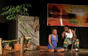 '1983: The Dark Years', play once banned by Mugabe returns to Zimbabwe