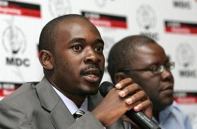 Business sector to meet Mnangagwa, Chamisa