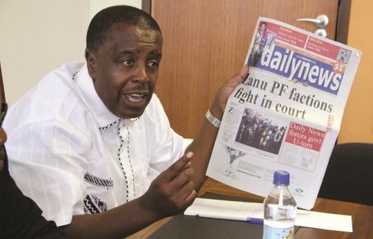 Businessman sues Nguni for defamation