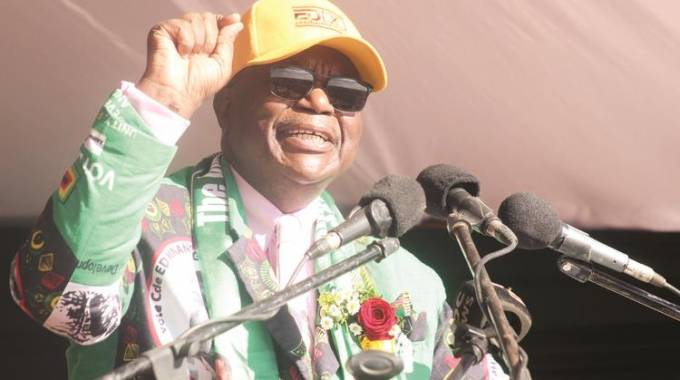 Chiwenga puts land barons on notice