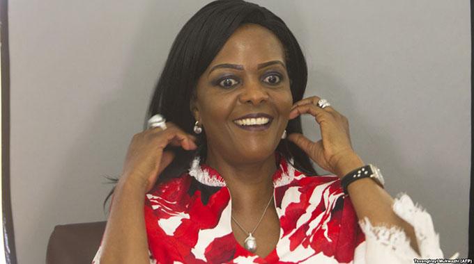 MDC Alliance ropes in Grace Mugabe