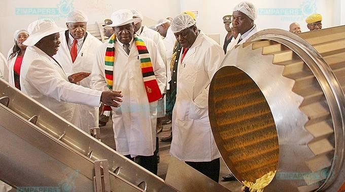 President launches $12m Davipel plants