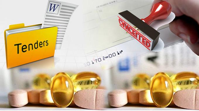 Govt floats $59m drug tender
