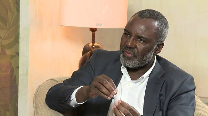 I'm not a politician: Nkosana Moyo