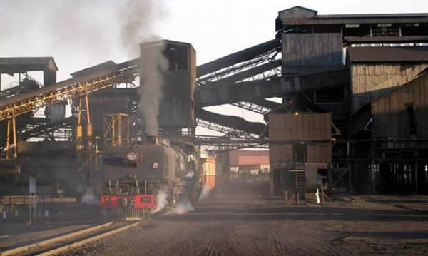 Hwange targets  300 000t of coal