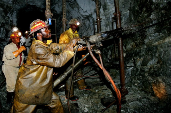 Mining workers appeal for pay rise