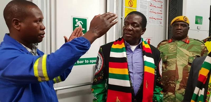 ED agonises over Gwanda solar project