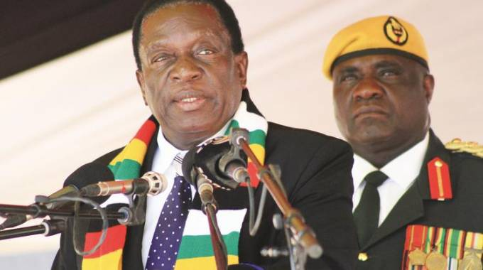President opens up on bomb scare