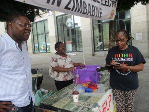 Election fever – Zimbabwe Vigil Diary