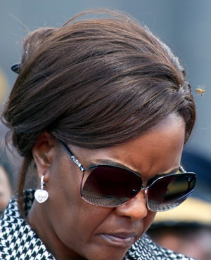 It would be 'unwise' for Grace Mugabe to visit SA again, say legal experts