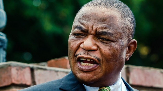 Local authorities lash out at 'reckless' Chiwenga