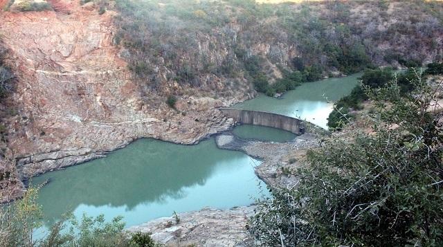 Gwayi-Shangani Dam 27pc complete