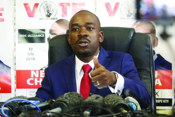 Nelson Chamisa, Zimbabwe's young political crusader