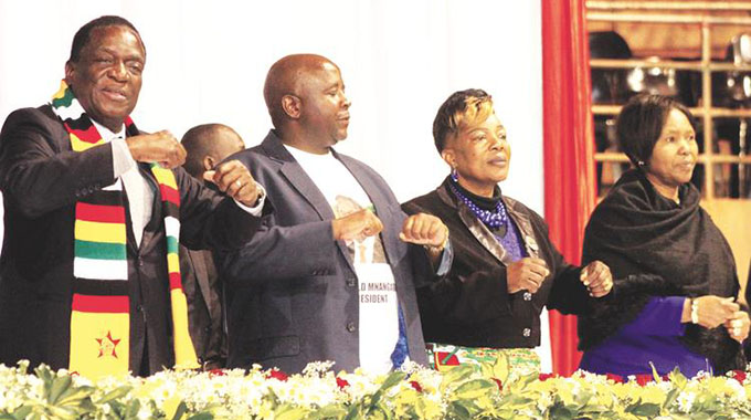 Don't lose sleep over demos: ED . . . urges war collaborators to mobilise votes for Zanu-PF