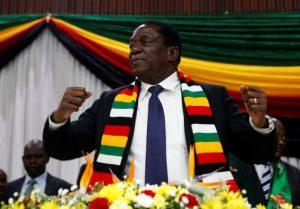 Mnangagwa accepts that women should not lead