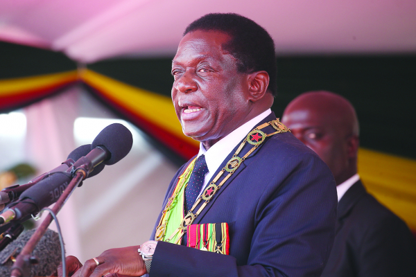 ED still has grip on Zec, State media: Chikwinya