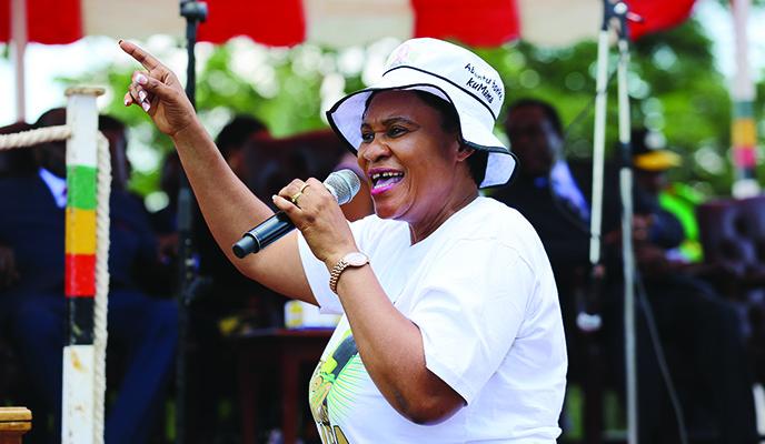 Mahoka blasts Zanu PF extravagance