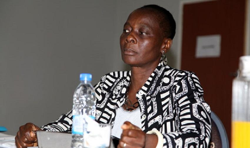 Dr Sylvia Utete-Masango
