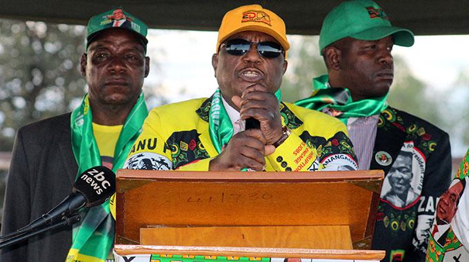 Chiwenga warns on utterances
