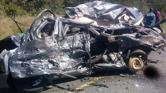UPDATED: 10 die in Harare-Chirundu road accident