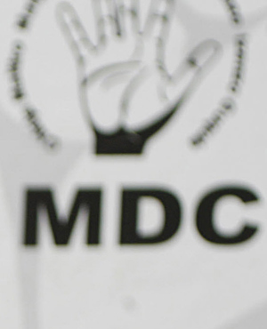 WATCH: Zim's MDC stages 'massive protest' over ballot papers, voters' roll, 'fraud'