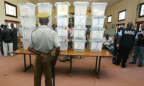'Boycotting elections not a viable option'