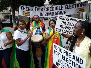 Zimbabweans deserve Complete Freedom from Dictatorship