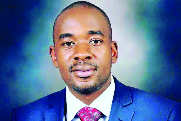 MDC Alliance women fast for Chamisa