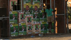 US Cuts Aid to Zimbabwe Action Groups Ahead of Election