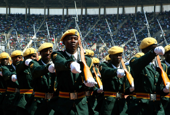 We will salute Chamisa: Army