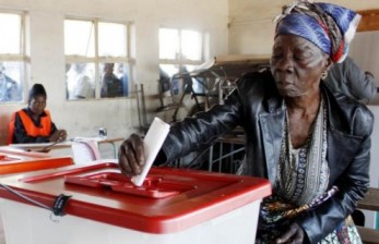 Presidential election 'headed for tight runoff vote'