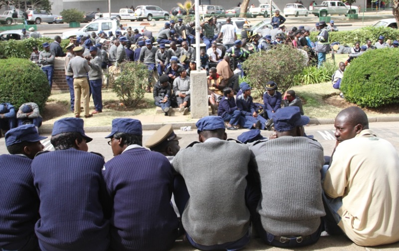 ZRP to transport ballot papers
