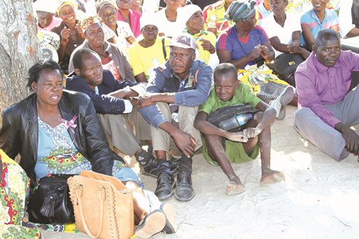 Intimidation of villagers on the rise ahead of polls