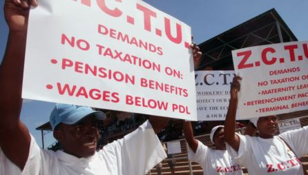 ZCTU backs Chamisa's presidential bid