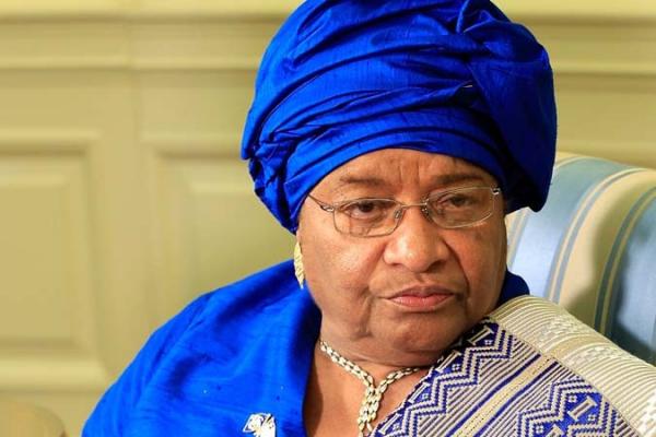 Ex-Liberian leader heads for Zimbabwe